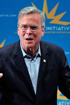 Jeb Bush Plays Down Speculation That His Campaign Is Doomed