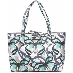 Guess Shopper bag (3.000 CZK) ❤ liked on Polyvore featuring bags, handbags, tote bags, reversible handbags, white handbag, white shopping bags, guess purses and reversible tote bag