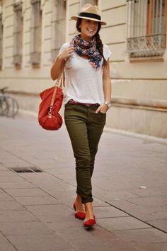 Colores que combinan con el verde (Foto 9/28) | Ellahoy