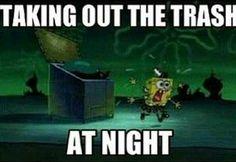 Spongebob,makes me feel that way when I work the graveyard shift. Funny Spongebob Memes, Funny Relatable Memes, Funny Texts, Funny Jokes, Hilarious, Stupid Funny, Funny Cute, The Funny, Funny Stuff