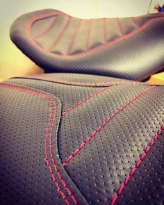 Seats for Ducati.