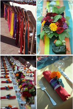 Mexican Wedding Decorations | Rehearsal Dinner II | the little things.
