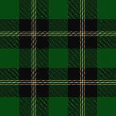 O'Donoghue (Irish) registered tartan