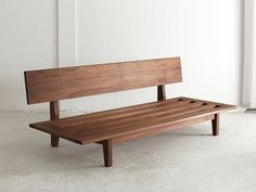 Diy Sofa, Diy Daybed, Diy Furniture Couch, Diy Outdoor Furniture, Diy Pallet Furniture, Home Decor Furniture, Furniture Design, Furniture Plans, Wooden Sofa Designs