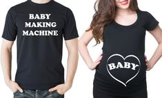 Pregnancy T-Shirt Dad Maternity Pregnancy by maternitytees on Etsy
