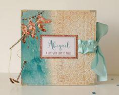 Elli's handmade world: Abigail - a life with love is magic Scrapbook, Magic, Album, Love, Frame, Handmade, Decor, Amor, Picture Frame