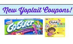 new yoplait coupons