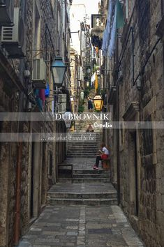 Dubrovnik, Croatia. A beautiful place that's, sadly, overrun with mass tourism. Why not Pin it for later? | heneedsfood.com