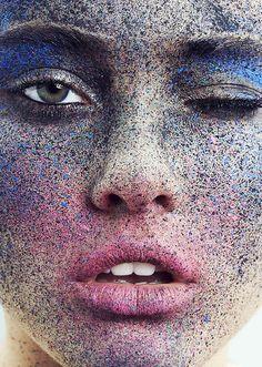 voguelovesme:Ines Garcia by Frauke Fischer For Push It #7