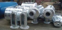 Depósitos de todos los tamaños y tipos galvanizados