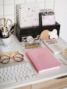 Stationery Essentials For Staying On Track - Organize - Paper - Home Office