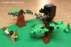 It's time for Lego Fun Friday! Lego Fun Friday is a weekly feature on Frugal Fun for Boys. Last Friday I announced our building challenge: Build something from a book. This week, it's time to share Lego ideas! Link up your blog post with your children's Lego creations so that we can check them out. …