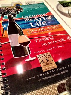 Learning about Pays d'Oc wines