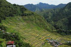Batad Rice Terraces, Philippines - 8th wonder of the world. 10 Stunning Wonders of the World.