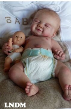 �� Beautiful Full Bodied Reborn Baby Rosie Doll�� Custom Made To Order 3 Left
