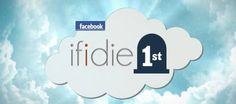 Fanaz!ne, TheMag: Application facebook : if i die