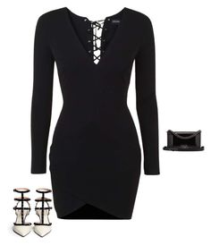 """""""Untitled #1614"""" by quaybrooks on Polyvore featuring Topshop and Chanel"""