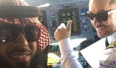 """تفاصيل رحلة """"عجيبة"""" لسعودي سافر وحيدَا على…: في واقعة نادرة في عالم الطيران، اضطرت شركة سعودية محلية لتسيير رحلة جوية من محطتها الرئيسية…"""