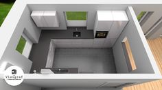 3d Visualization, New Homes, Bathtub, Stairs, Home Decor, Architecture, House, Standing Bath, Ladders