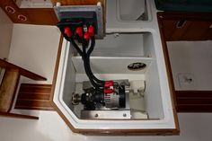 Electric Drive for Sailboats and Boats in this case installed in a Catalina 30