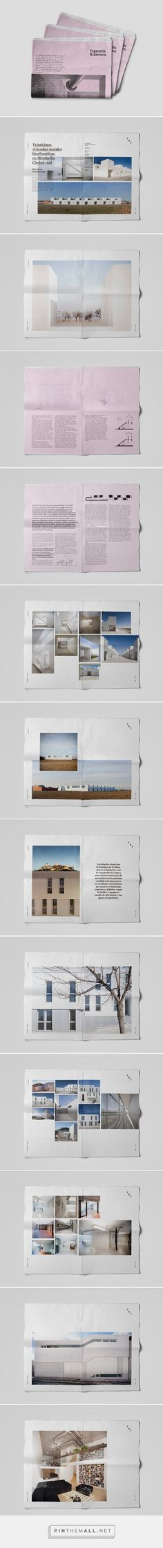 Fresneda & Zamora on Behance... - a grouped images picture - Pin Them All