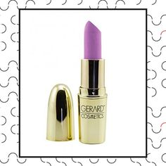 Make sure your beauty pops in the spring with a lilac pastel makeup product.