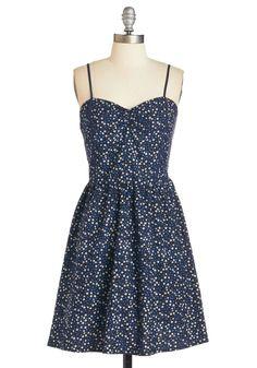 Sunlit Stroll Dress #modcloth