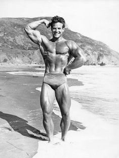 Legendary Bodybuilder Steve Reeves' Gallery   Muscle & Fitness