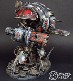 """Spikey Bits Warhammer 40k, Fantasy, Conversions and Painted Miniatures: Imperial Knight """"Crusader"""" - Giveaway"""