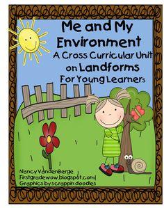 First Grade Wow: social studies