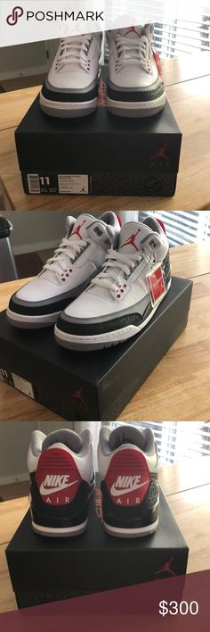 5160da7708810b Nike Air Jordan 3 Retro Tinker Hatfield Deadstock Nike Air Jordan 3 Retro  Tinker Hatfield NRG