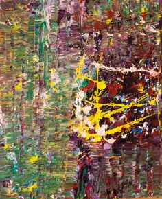 Beautiful Flowers 1: Niam Jain Autism Artist: Abstract Art