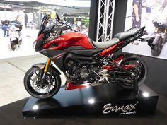 Yamaha MT09 Tracer 2015