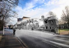 """Ghosts of the Norwich """"Baedeker Blitz"""""""