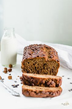 Banana Bread, Brownies, Food And Drink, Healthy Recipes, Cooking, Desserts, Fitness, Cake Brownies, Kitchen