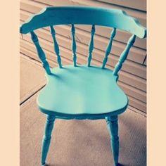 Pinning with Mrs. Pennington: Furniture Up-Do