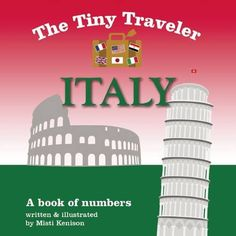 The Tiny Traveler series brings the littlest kids around the world. The board books uses bold colors and illustrations to keep toddlers wanting to turn the pages.