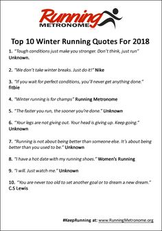 Looking for extra motivation to keep you running this winter? We've compiled our favourite top 10 winter running quotes for Winter Breaks, Winter Running, Jillian Michaels, Running Quotes, Famous Quotes, Quotes 2016, The Past, Motivation, Tops