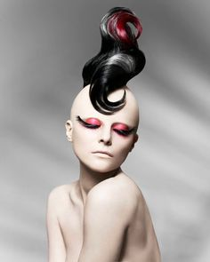 Photo Nico Iliev  Makeup James Vincent  Hair Ruth Roche