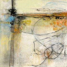 """Leslie Allen """"Loop the Desert"""", 40""""x40"""""""