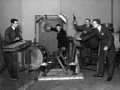 BBC Sound Effects department, 1927   Sense Of Doubt