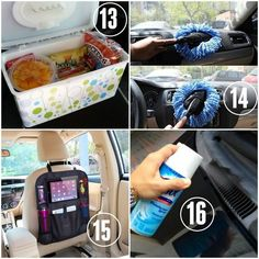 36 Useful Car Organization & Cleaning Hacks That You Need To Know Keep your car organized and clean with these awesome car organization ideas and car cleaning tips. You have to read these tips on how to organize your car, car cleaning tips, and more. Car Cleaning Hacks, Car Hacks, Toilet Cleaning, House Cleaning Tips, Deep Cleaning, Apartment Cleaning, Homemade Toilet Cleaner, Clean Baking Pans, Cleaning Painted Walls
