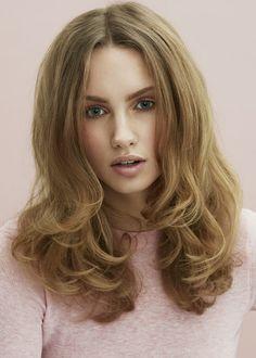 Long layers Hair: Salon B, NL