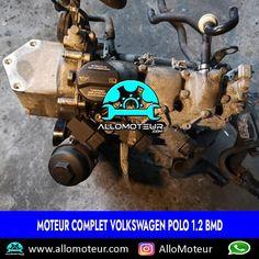 Moteur complet Volkswagen polo 1.2 BMD 🔵132.000 Kms certifiés 🔵Référence moteur BMD 🔵Compatible Audi , Seat , Skoda 🔵Année 2007 🔵Livré complet sans boîte de vitesses 🔵Garantie 3 mois