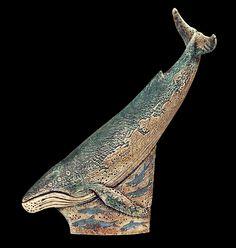 blandine anderson ceramic whale - Google zoeken