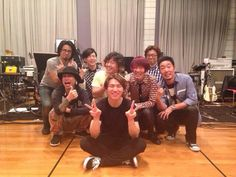 Miss u my dae >.< RT @Michael Atkins Bang Updates: Daesung with the band for his #DSLOVE Japanese tour! pic.twitter.com/vcHiJvD2cs