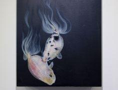 深堀隆介 - Riusuke Fukahori - art works http://goldfishing.info/