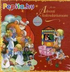 24 kedves kis könyvecske kísér el minden gyermeket és felnőttet az Adventi időszakon. Napról napra élhetjük át a karácsonyra való várakozás örömeit. A karácsony előtti képes történetek rövid szövegekkel vannak átszőve, a keksz sütésétől a barkácsolásig, az angyalok sokszínű munkáján át a segítőkész koboldokig, a hóember építésétől egészen a karácsonyi történetig. Ezt olvasgatva a karácsonyi várakozás igazán szórakoztató lesz! Advent, Christmas Ornaments, Holiday Decor, Art, Xmas Ornaments, Christmas Jewelry, Kunst, Christmas Baubles, Art Education