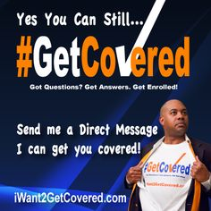 DO NOT DELAY! The 1st ACA enrollment deadline for 2015 is today! Send me a direct message to #GetCovered!!!! iWant2GetCovered.com