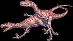 Deinonychus - Tetrophod